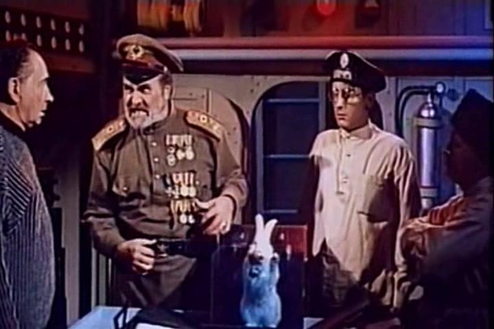 Comedy Movie: **THE NASTY RABBIT (Spies a Go-Go)**
