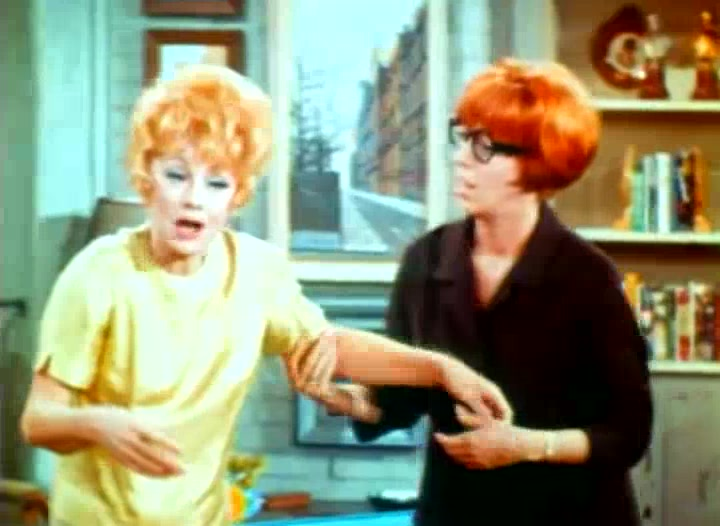 Comedy TV: **THE LUCY SHOW**