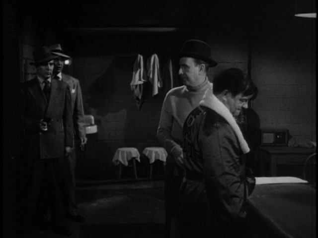Movie Trailer: **ABBOTT AND COSTELLO MEET THE INVISIBLE MAN** 1951