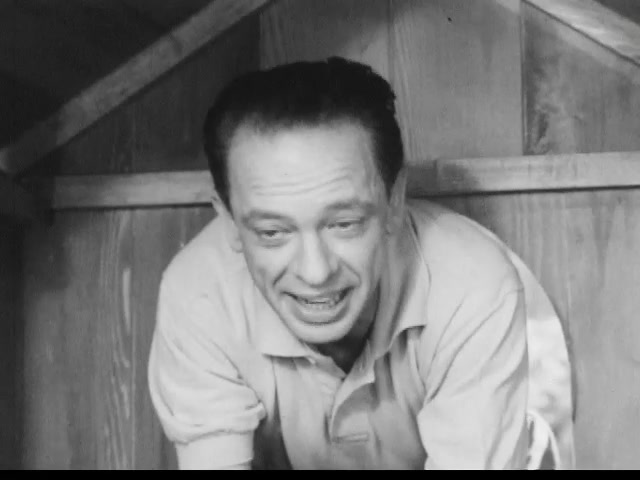TV COMMERCIAL **Gaines Burger Dog Food** with DON KNOTTS 1965