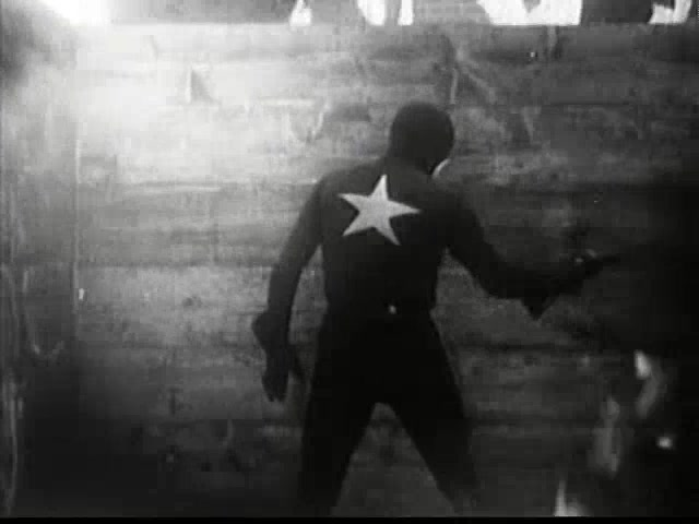 CAPTAIN AMERICA **Preview of Murder** (Episode 4) 1944